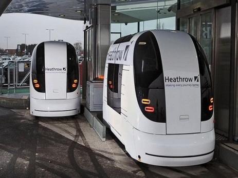 КОлимпиаде в 2020-ом вЯпонии создадут такси без водителя
