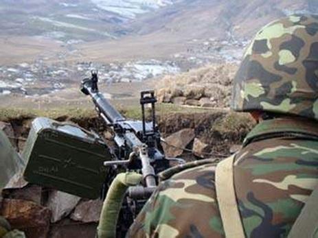Армянская сторона 29 раз нарушила режим предотвращения огня— Минобороны Азербайджана