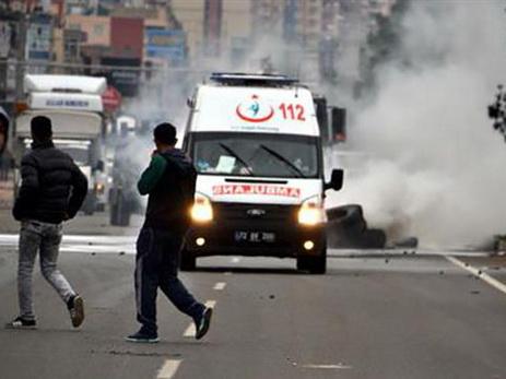 Шестеро военных подорвались насамодельной мине навостоке Турции ипогибли