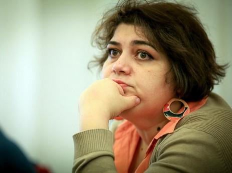 Верховный суд освободил Хадиджу Исмайлову