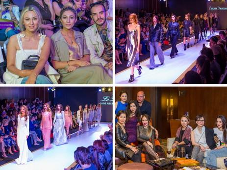 Гости и модные показы второго и третьего дня Азербайджанской Недели моды – ФОТО