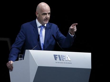 Вфутбольных правилах будут три важных изменения— Президент ФИФА