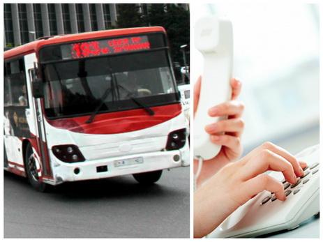 Открыта «горячая линия», по которой можно пожаловаться на водителей автобусов в Баку