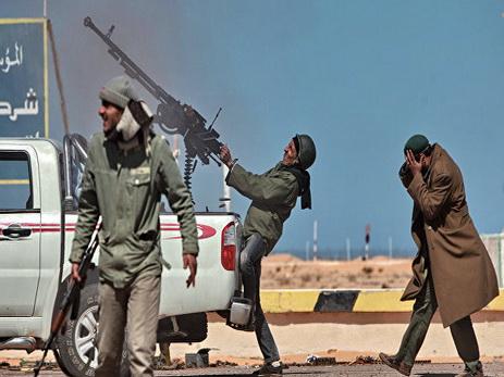 Армия Ливии отбила убоевиковИГ ключевой мост вгороде Сирт
