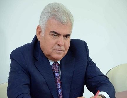 Ziya Məmmədovun ermənilərlə qohumluğu olan kadrı haradadır