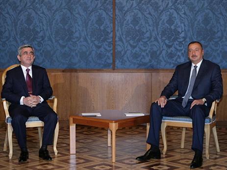 Нужно одолеть статус-кво карабахского конфликта— Президент Азербайджана