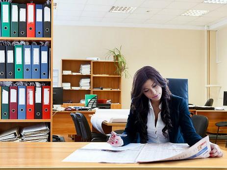 Беспорядок на рабочем месте тормозит работу мозга