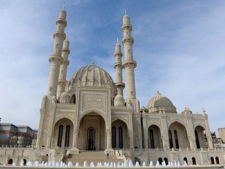 Количество мечетей в Азербайджане достигает 2100