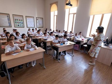 Азербайджанская образовательная сеть вносит значимый вклад в повышение качества образования в регионах
