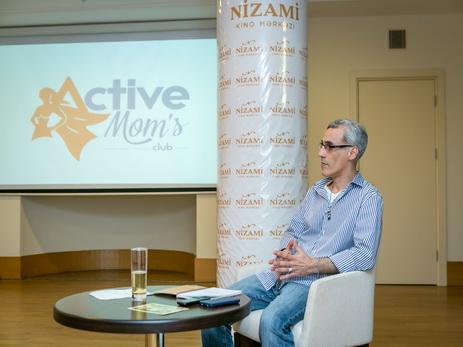 Сообщество мам Active Mom's Club организовало встречу с астропсихологом из Москвы