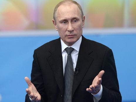 РФпопробует начать разговор сНАТО насаммите вБрюсселе— Владимир Путин