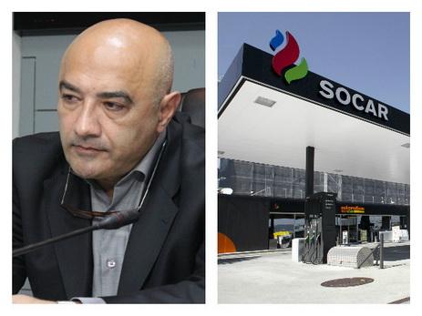 Тофик Аббасов: «Армяне, целившиеся в SOCAR в Европе, выстрелили вхолостую»