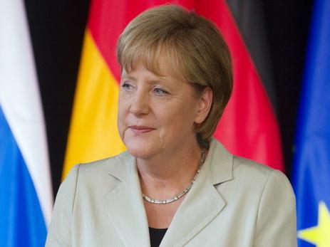 Меркель сообщила, что желает отменить санкции против РФ