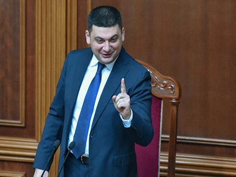 Гройсман: Украина выполнила все обязательства побезвизовому режиму, ждет положительное решениеЕС
