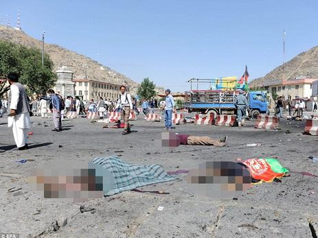 Мощный взрыв в Кабуле: 20 погибших, 170 раненых - ОБНОВЛЕНО