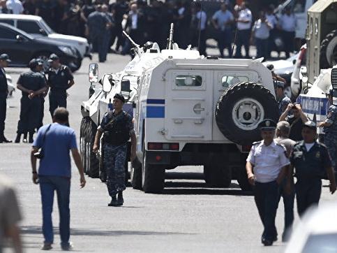ВЕреване из схваченного отделения освободили всех заложников,
