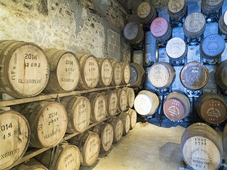 Продажи шотландского виски зарубеж подскочили после Brexit