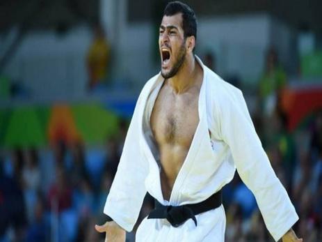 Рио-2016: Эльмар Гасымов прошел вполуфинал