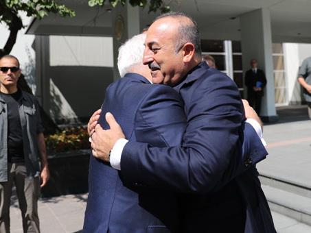 МИД Ирана: Анкара иТегеран продолжат сотрудничать вовсех сферах