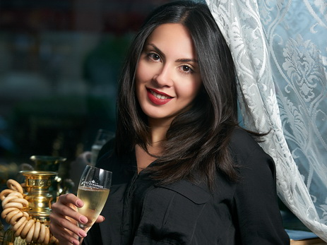 В брызгах шампанского. Айсель Мамедова: «И вот наступил тот день, когда моя судьба должна была решиться…» - ФОТО