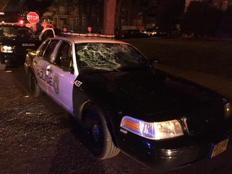 Вамериканском Милуоки продолжаются беспорядки, один человек ранен