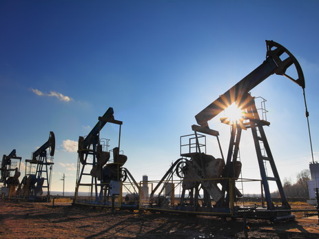 Стоимость нефти WTI впервый раз с21июля подпрыгнула выше $45 забаррель