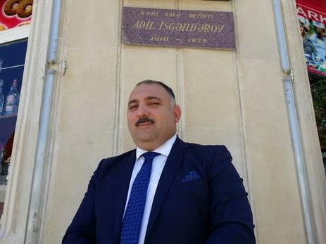 Бахрам Багирзаде: «Гянджа – это город, в котором хочется жить!»