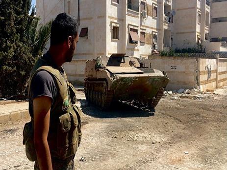Пентагон напомнил Дамаску оправе насамооборону вСирии