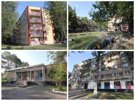Это было недавно, это было давно: репортаж из бывшего военного городка Габалинской РЛС – ФОТО