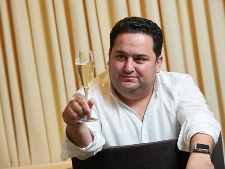 В брызгах шампанского. Мурад Дадашов: «Это всегда только радость, и никак иначе!» - ФОТО