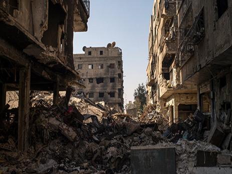 США призывают привлечь кответственности виновных вприменении хим. оружия вСирии