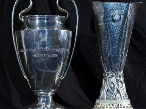 ВЛиге чемпионов соперниками Футбольному Клубу
