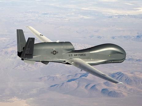 Американский беспилотник вошел ввоздушное пространство Ирана