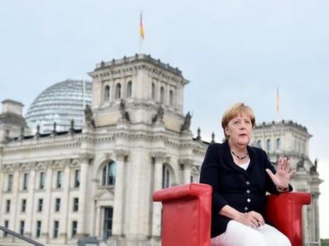 Немцы хотят отнять Меркель кресла канцлера ФРГ