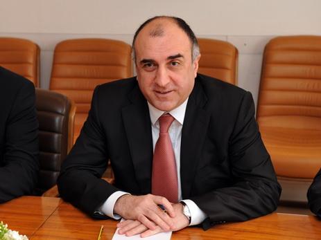 Эльмар Мамедъяров прибыл вГрузию