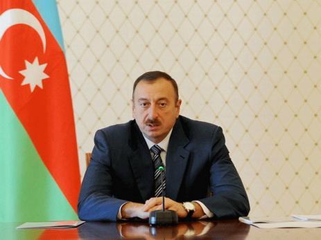 Президент Ильхам Алиев направил приветственное послание участникам шахматной олимпиады в Баку