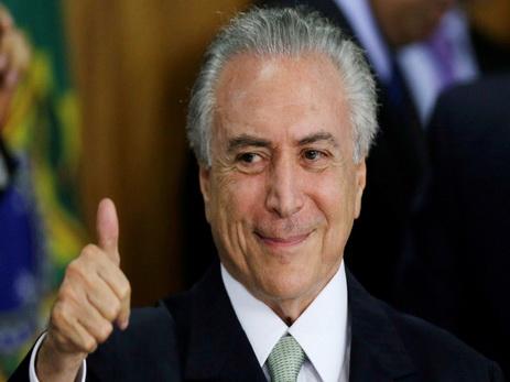 ВБразилии начались беспорядки после смены власти