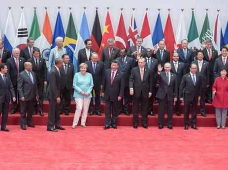 Лидеры «Большой двадцатки» приняли коммюнике поразвитию экономики
