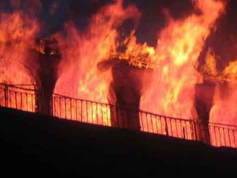 ВЭфиопии впожаре втюрьме погибли 23 человека