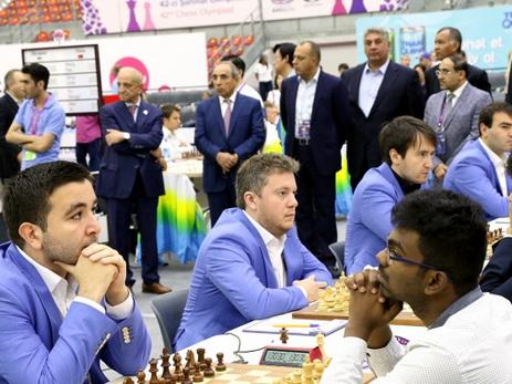 Шахматисты Кыргызстана стартуют на глобальной олимпиаде встолице Азербайджана