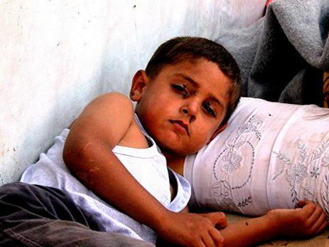 ЮНИСЕФ: Вмире из-за войны более 50-ти млн детей потеряли дом