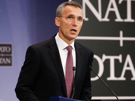 Генсек НАТО обвинил российский истребитель всоздании опасной ситуации