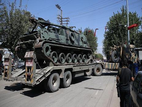 Турция иСША договорились совместно отвоевать «столицу ИГИЛ» Ракку