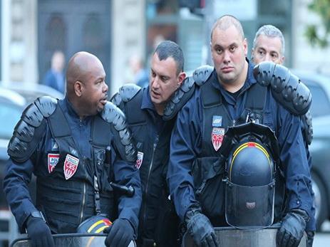 ВоФранции впроцессе антитеррористической операции задержаны три женщины