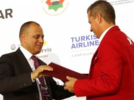 Федерации шахмат Азербайджана и Кубы подписали Меморандум о сотрудничестве