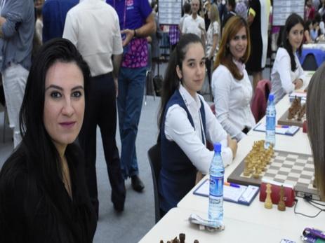 Шахматы: украинские сборные побеждают ипродолжают борьбу замедали Олимпиады