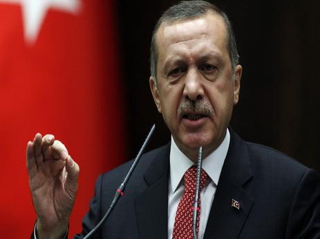 Реджеп Эрдоган обвинил курдов вусилении попыток сорвать операцию Турции вСирии