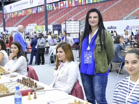 Сборная Украины заняла 2-ое место нашахматной Олимпиаде вАзербайджанской столице