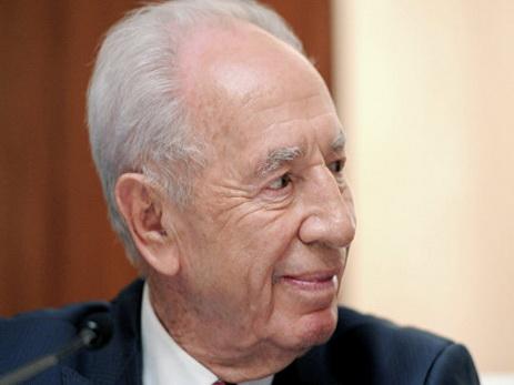 Экс-президента Израиля Шимона Переса госпитализировали синсультом