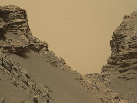 Марсоход NASA продемонстрировал новые качественные кадры ландшафта Марса